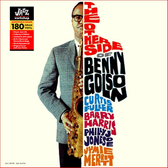 The Other Side of Benny Golson (Audiophile 180gr. HQ Vinyl)