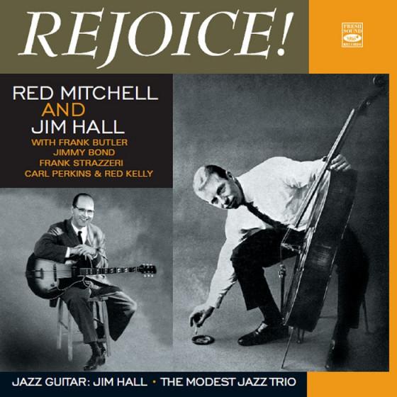 Rejoice! + Good Friday Blues + Jazz Guitar (3 LP on 2 CD) + Bonus Track