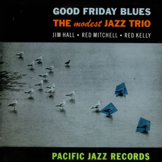 Pacific Jazz PJ-10 (Stereo)