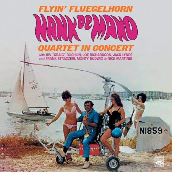 Hank De Mano Quartet  In Concert (2 LP on 1 CD)
