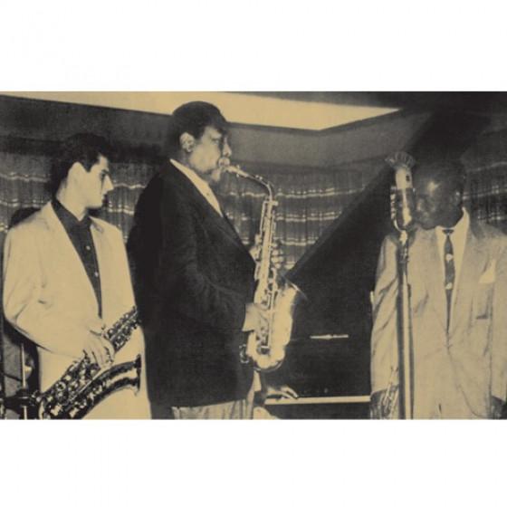 Jay Migliori, Parker, Herbie Williams
