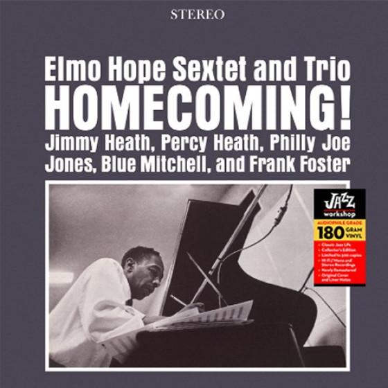Homecoming! (Audiophile 180gr. HQ Vinyl)