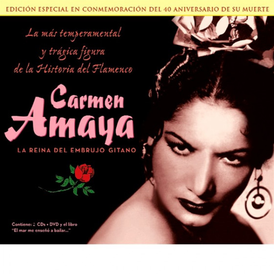 La Reina del Embrujo Gitano (2 CD + DVD Box Set))