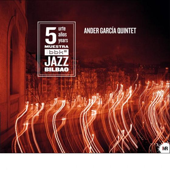 Ander García Quintet (Digipack)