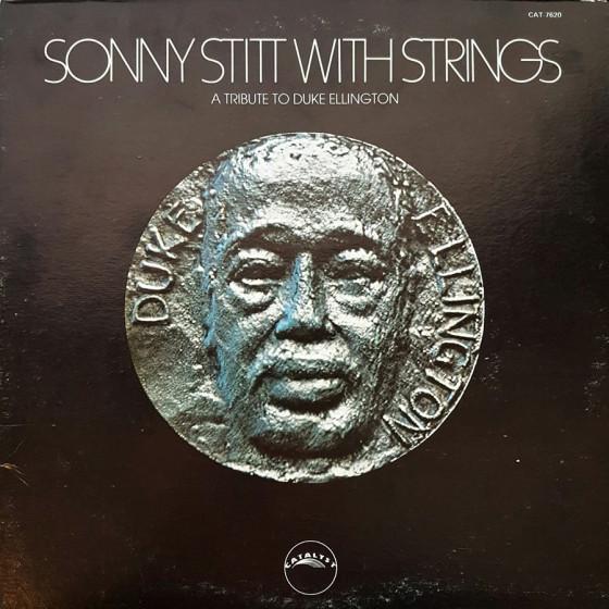 Sonny Stitt With Strings · A Tribute to Duke Ellington (Vinyl)