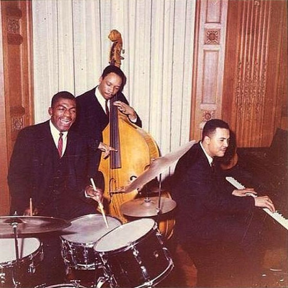 Lennell Glass, George Harp & Harold Harris