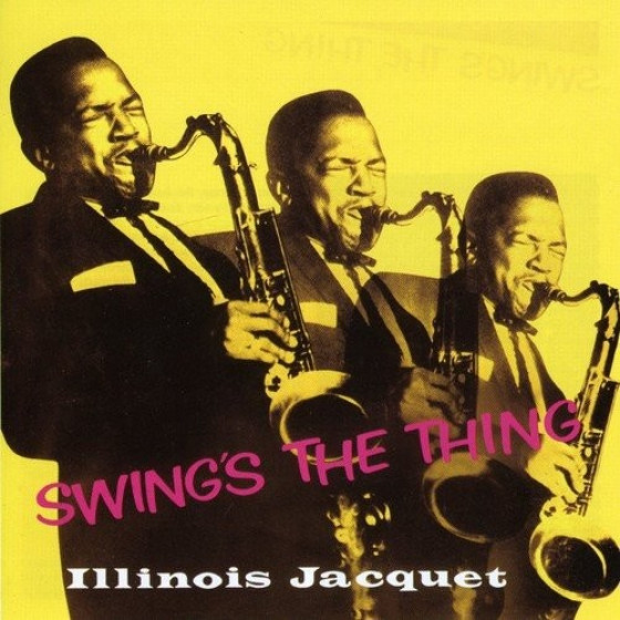 Swing's  The Thing (2 LP on 1 CD)