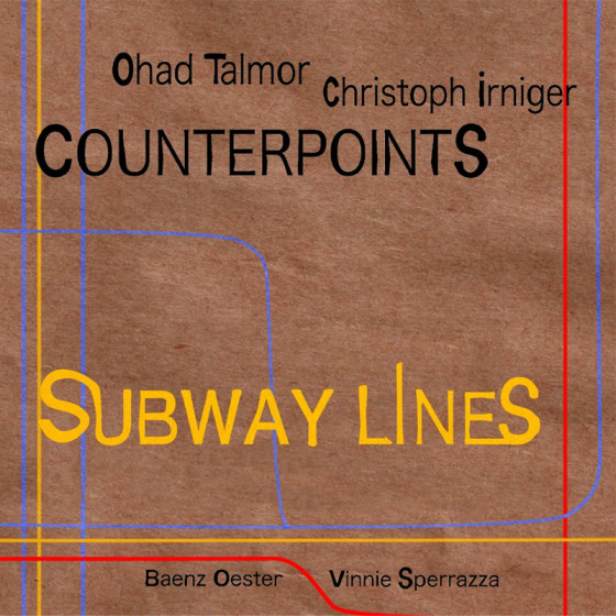 Subway Lines (CounterpointS)