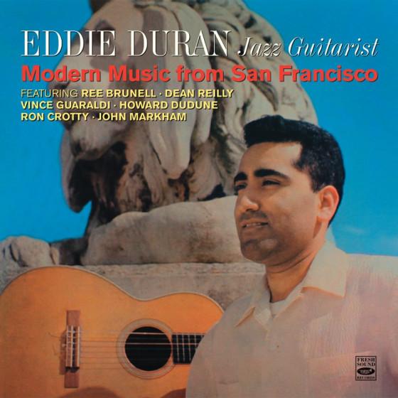 Jazz Guitarist: Modern Music From San Francisco
