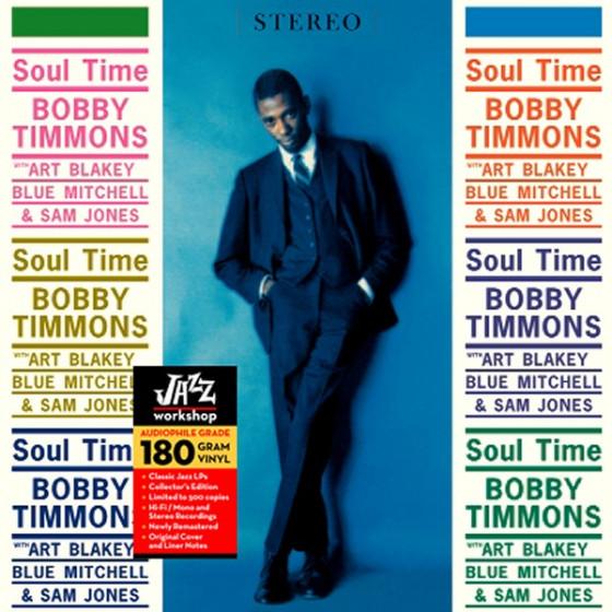 Soul Time (Audiophile 180gr. Hq Vinyl)