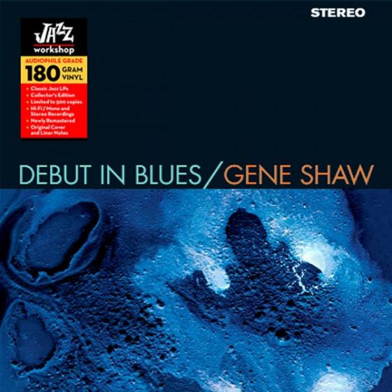 Debut in Blues (Audiophile 180gr. Hq Vinyl)