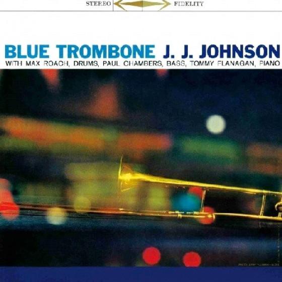 Blue Trombone (+ Bonus Tracks)