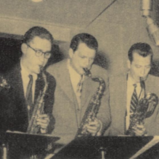 Konitz, Hans Koller & Lars Gullin