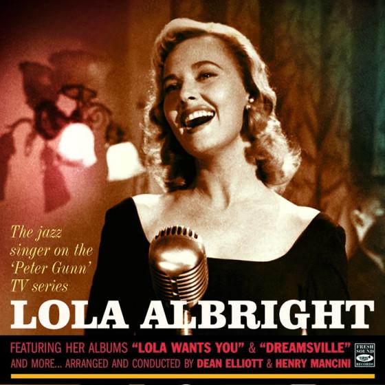 50'S FEMMES FATALE…Lola Albright: The Jazz Singer On the