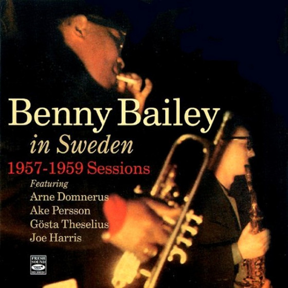 In Sweden 1957-1959 Sessions