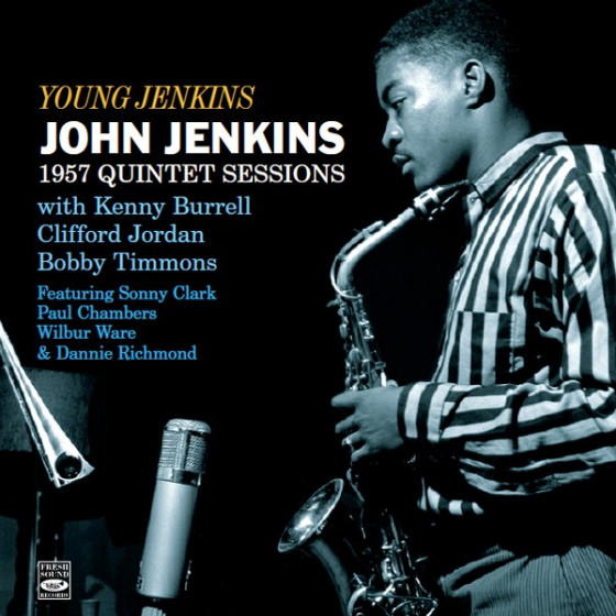 Young Jenkins: 1957 Quintet Sessions (2 LP on 1 CD)