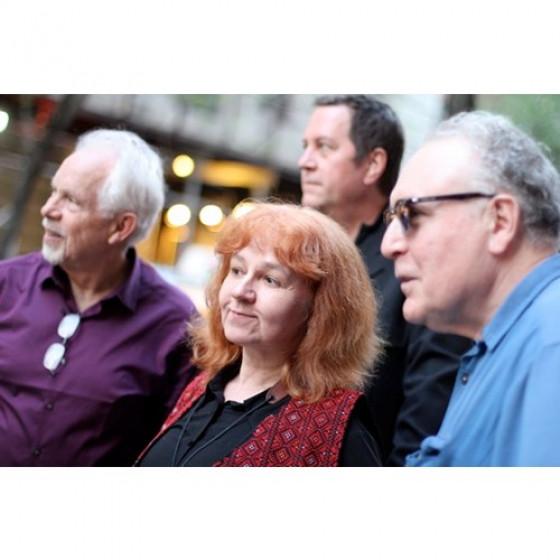Cameron Brown, Lena, Russ & Billy Mintz