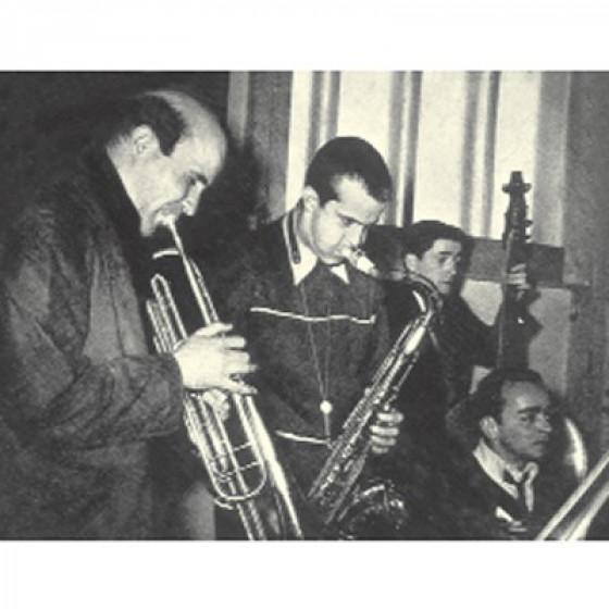 Cy Touff, Jerry Cocker, Jean-Marie Ingrand & Ralph Burns