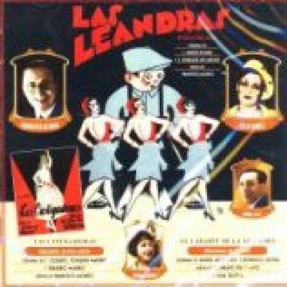Las Leandras - Las Castigadoras - El Cabaret De La Academia