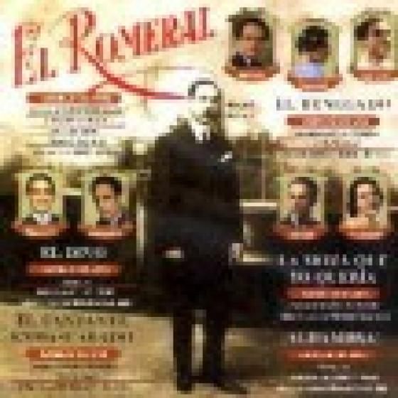 El Romeral - El Renegado - La Moza Que Yo Queira - El Cantante Enmascarado - ¡Alhambra - El Divo