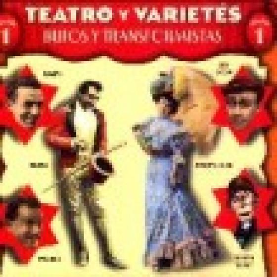 Teatro y Varietés - Volumen 1