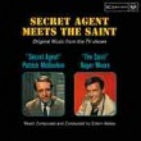 Secret Agent Meets The Saint