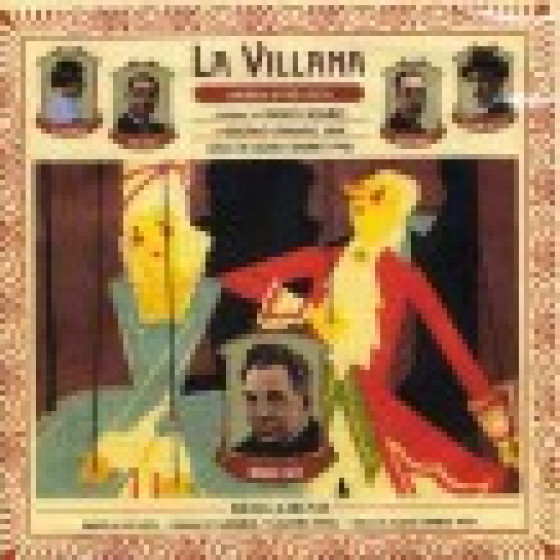 Zarzuelas: La Villana - Bergamino
