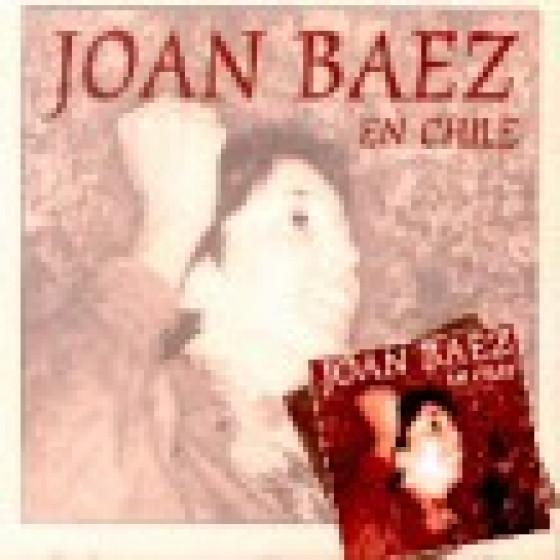 Joan Baez en Chile