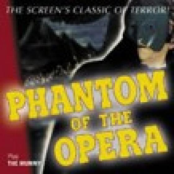 Phantom of the Opera - The Mummy
