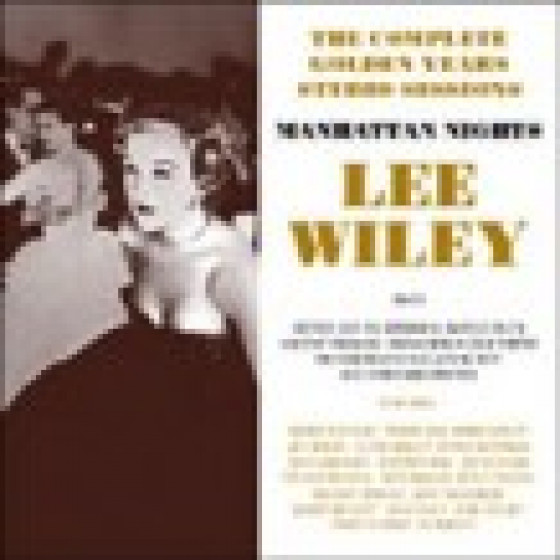 Manhattan Nights - The complete Golden Years Studio Sessions (4 CD Set)