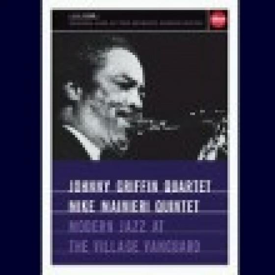 Modern Jazz At The Village Vanguard. - DVD Pal