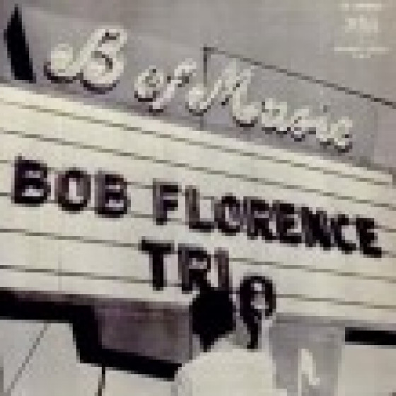 Meet the Bob Florence Trio (vinyl)