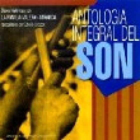 Antologia Integral Del Son: 2-CD Set