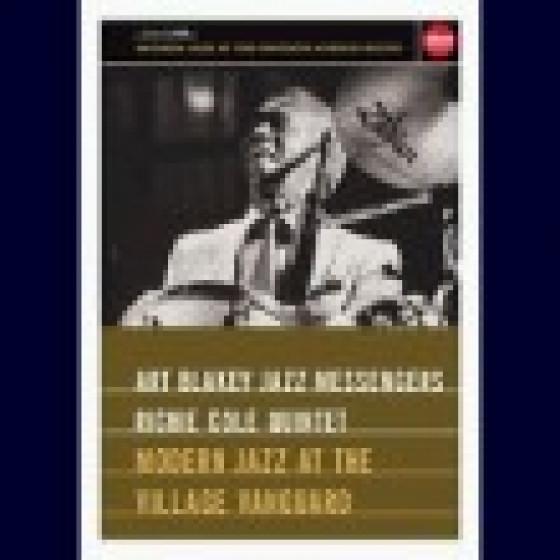 Modern Jazz At The Village Vanguard  -  DVD NTSC