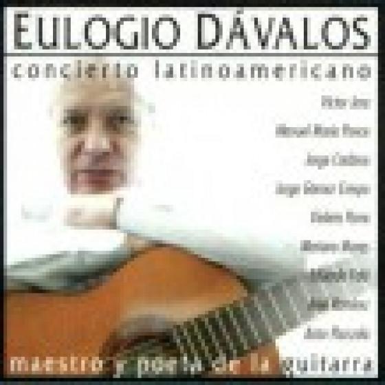 Concierto Latinoamericano - Maestro y Poeta de la Guitarra