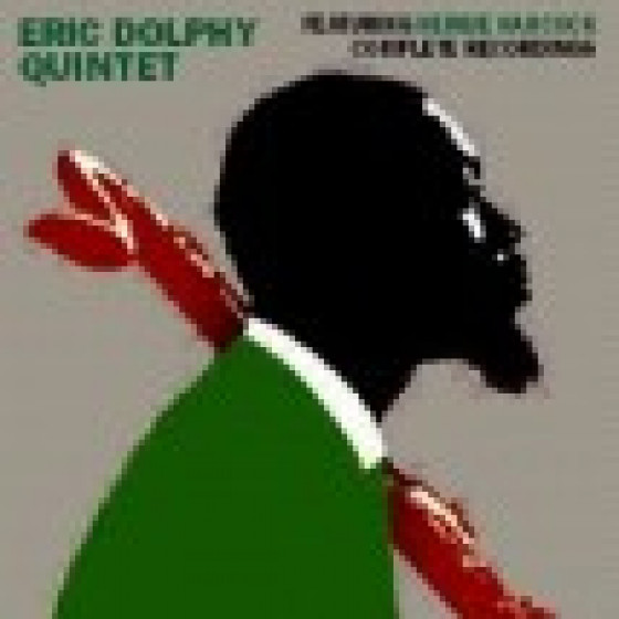 Eric Dolphy Quintet's Complete Recordings featuring Herbie Hancock