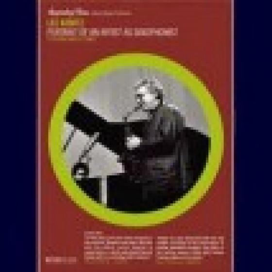 Portrait of an Artist as Saxophonist -  DVD ( NTSC & Pal System - Worldwide Zone )