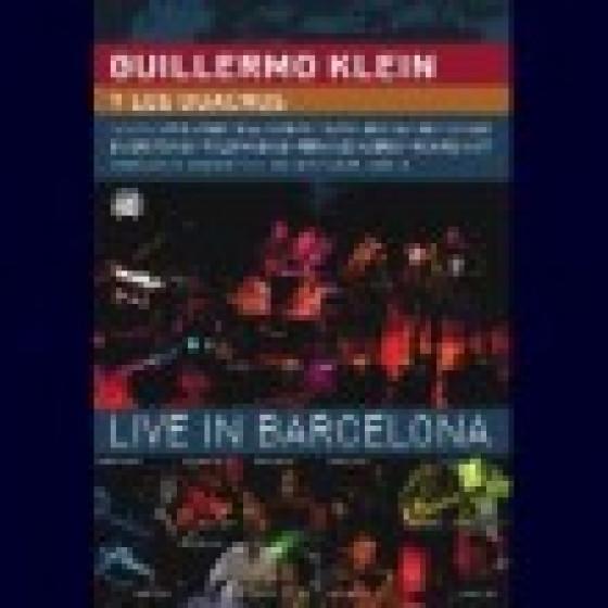 Live in Barcelona ( DVD )