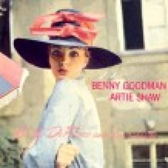 I Hear Benny Goodman & Artie Shaw Sessions Vol. 2 (2 cd Set)