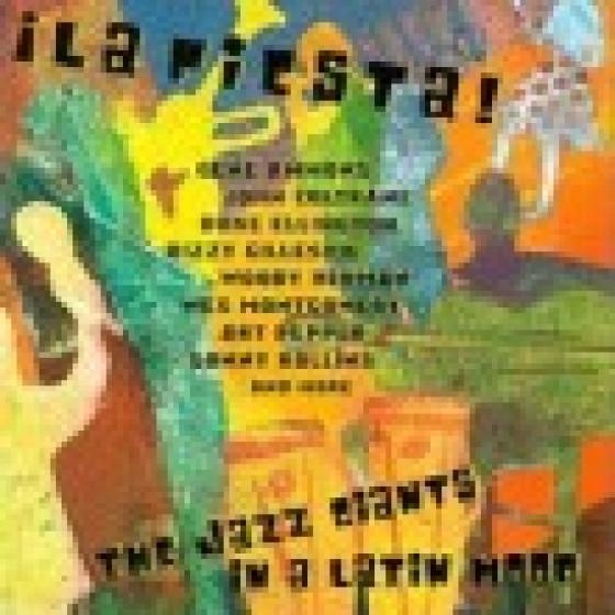 La Fiesta The Jazz Giants in a Latin Mood