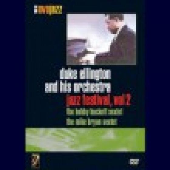Jazz Festival,Vol.2 ( Dvd Zone 02)