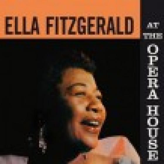 Ella Fitzgerald At The Opera House