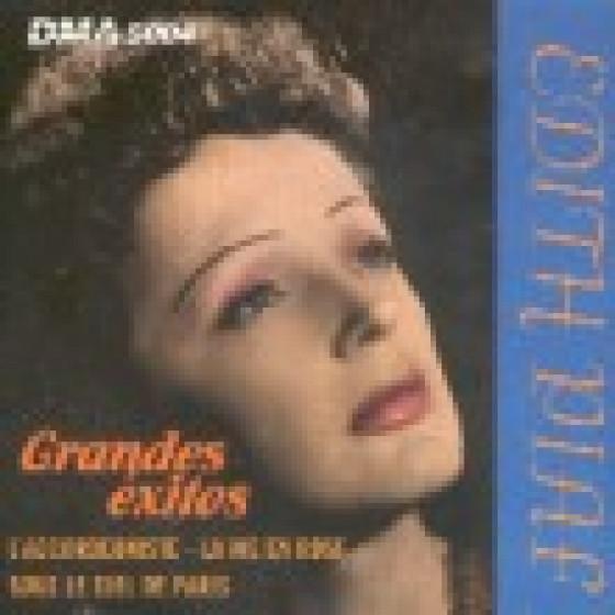 Los Grandes Exitos De Edith Piaf