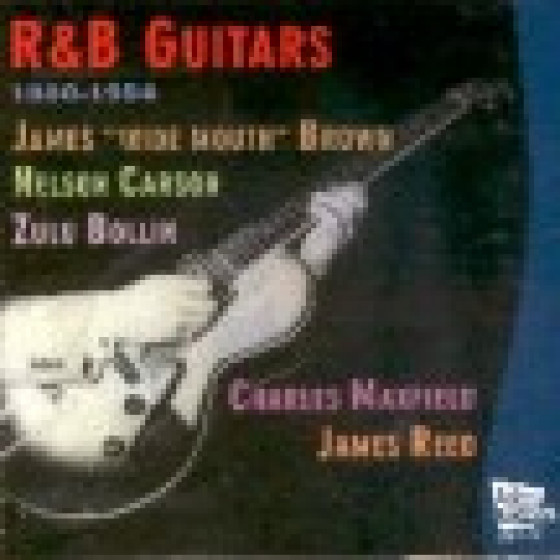 R & B Guitars 1950-1954