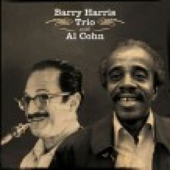 Barry Harris Trio With Al Cohn (2 LP on 1 CD)