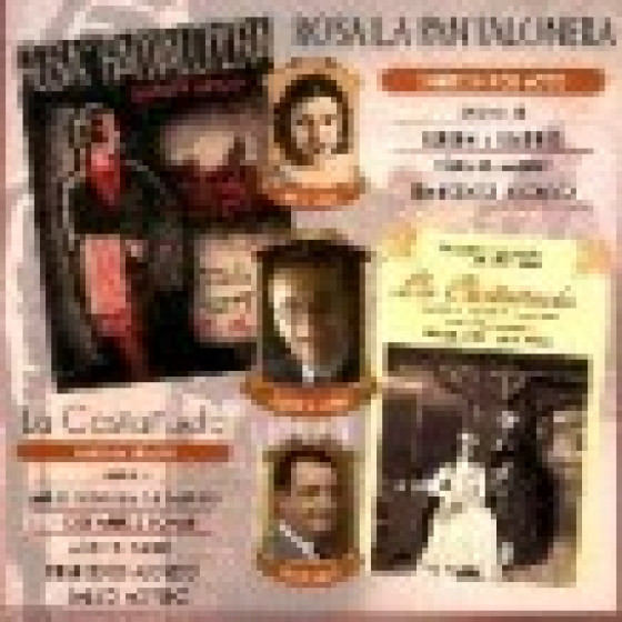 Rosa La Pantalonera - La Castañuela (F. Alonso - E. Acevedo)
