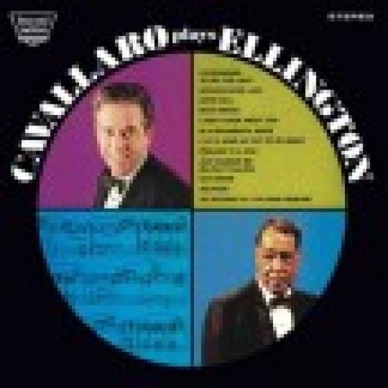 Cavallaro Plays Ellington + Cocktails With Cavallaro (2 LPs on 1 CD)