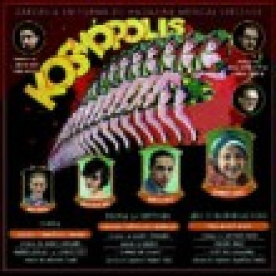 Kosmopolis - ¡ Qué Se Mueran Las Feas  - Roxana La Cortesana - Eureka