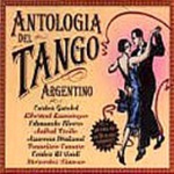 Antologia Del Tango Argentino (4-CD Set)