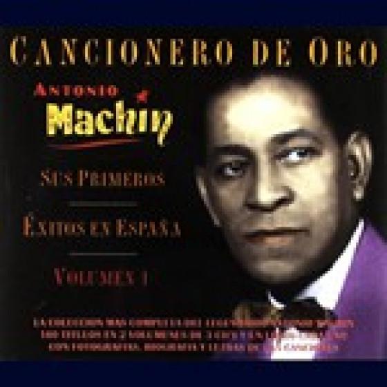 Cancionero De Oro: Sus Primeros Éxitos en España, Vol.1 (3-CD Set)
